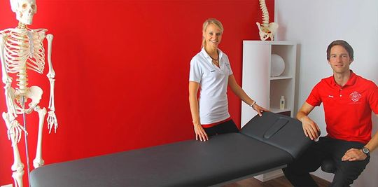 Physiotherapie im Werlter Fitness Studio